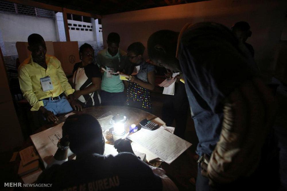 درگیری های پس ازانتخابات در هائیتی