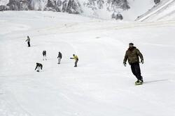 Authorities planning big to make Ardebil winter tourism hub