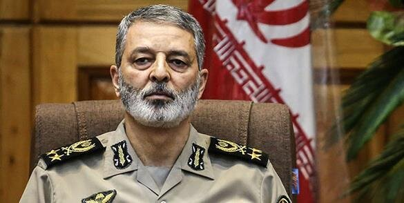 Army drone power thrived during sanctions: General Mousavi