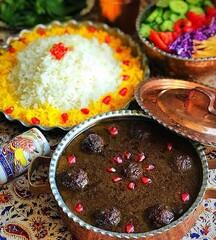 Iranian dishes you need to try: Khoresht Fesenjaan