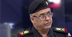 Khalaf سخنگوی نظامی عراق