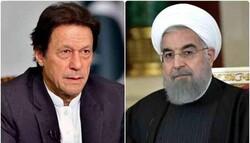 Hassan Rouhani, Imran Khan
