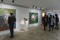 Iran's art galleries
