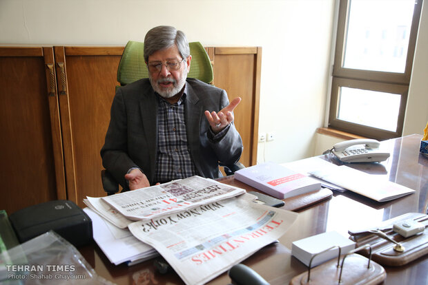 Head of Iranian Academy of Medical Sciences briefs Tehran Times on efforts in corona fight