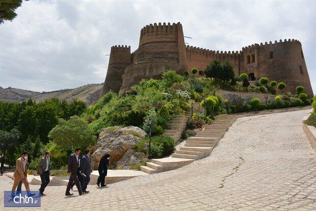 Falak-ol-Aflak Fortress