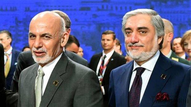 Ashraf Ghani, Abdullah Abdullah