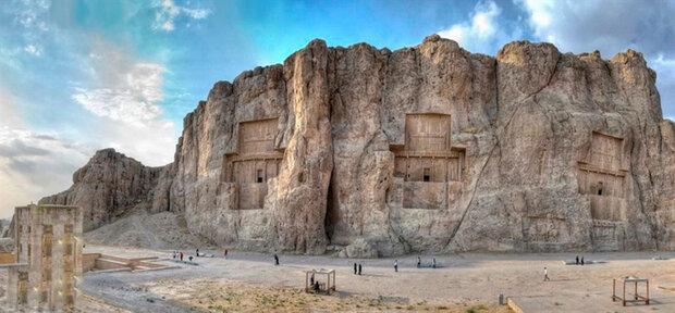 Xerxes rock-hewn tomb