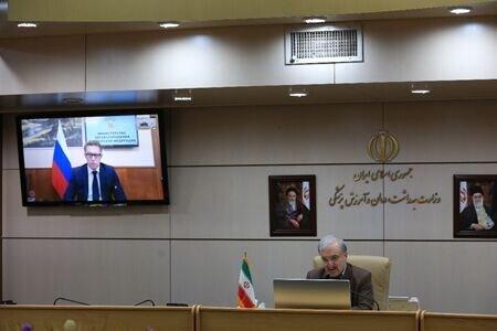 Iran, Russia enhance cooperation in fight against coronavirus