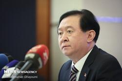 Chinese ambassador to Tehran