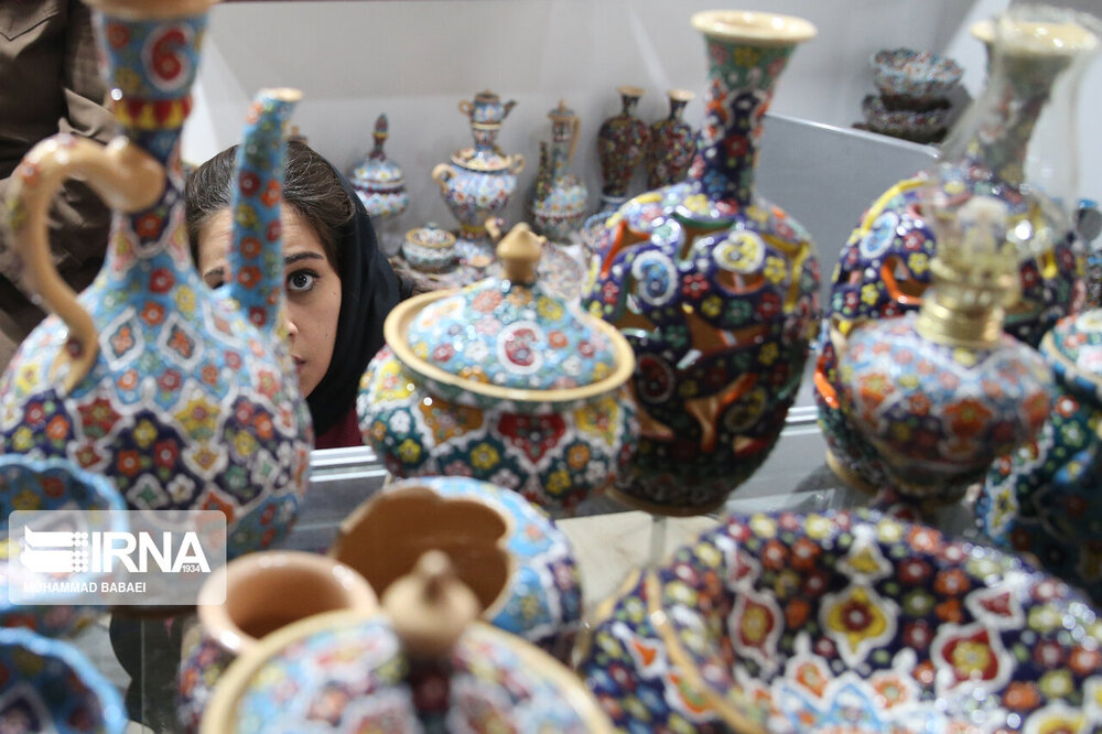 Hamedan exports $35m of handicrafts in year