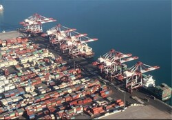 Shahid Rajaee port facility