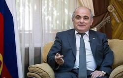 Russian Ambassador to Tehran Levan Dzhagaryan