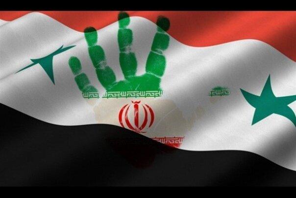 'Iran's advisory presence in Syria to continue'