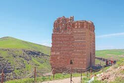 Awe-inspiring, ancient and lonely: Zahhak Castle