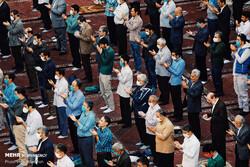 Eid al-Fitr prayers held, observing health protocol
