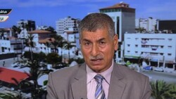 Talal Abu Zarifa is a member of the Political Bureau of the Democratic Front for the Liberation of Palestine