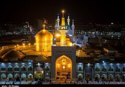 Imam Reza holy shrine reopens as virus restrictions eased