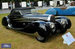 Official rejects selling Bugatti, once belonged to the last Shah of Iran, after Islamic Revolution