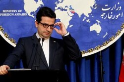 spokesman Mousavi