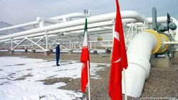 Iran gas to Turkey