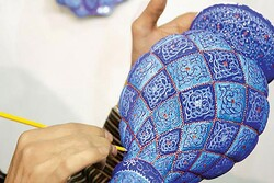 Annual handicraft exports fetches Iran $523m