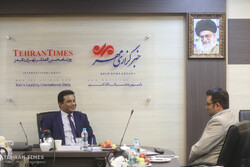 Tehran Times, Pakistan Embassy discuss media cooperation