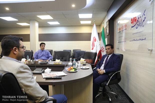 Tehran Times, Pakistan Embassy discuss media cooperation