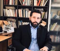 Lebanese political researcher Ali Mourad