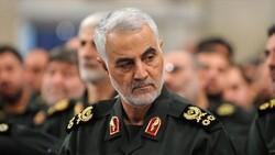 Commander Qassem Soleimani in an undated photo.