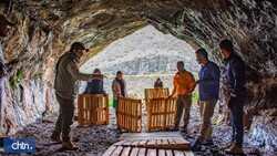 Iranian cave estimated to date over 63,000 years