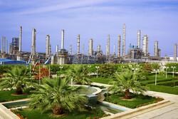 Mahshahr petrochemical zone