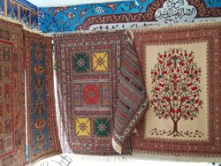 Shiriki Pich Kilims of Sirjan