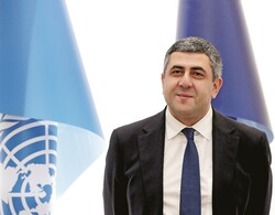 United Nations World Tourism Organization Secretary-General Zurab Pololikashvili