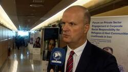 Ivo Freijsen, UNHCR representative to Iran