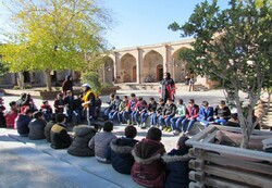 UNESCO-registered Yazd to develop children's tourism