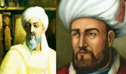 This combination photo shows portraits of the Persian mystic brothers Majd ad-Din Abu al-Fotuh Ahmad Ghazali and Abu Hamid Muhammad ibn Muhammad Ghazali.