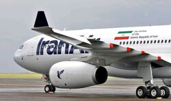 Iran's flag carrier to launch Bojnurd-Ashgabat service