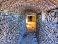 Qajar-era subterranean garrison identified in northeast Iran