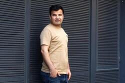 Iraqi Kurdish translator Mariwan Halabjayi in an undated photo.