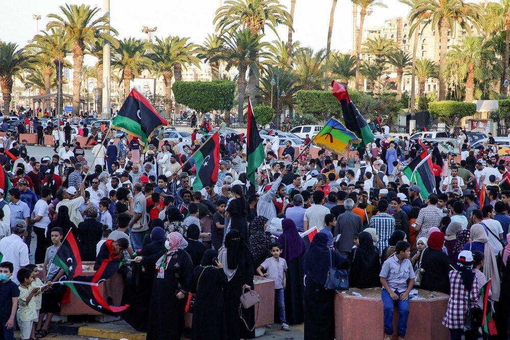 Post-war reconstruction plans for Libya?