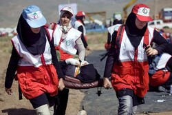 Over 18,000 female rescuers providing services
