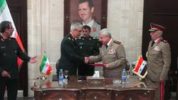 Ali Abdullah Ayyoub, Mohammad Bagheri