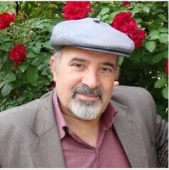 Poet Reza Afzali