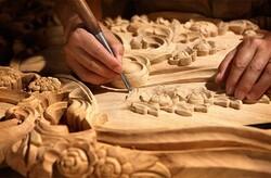 Golriz woodcarving