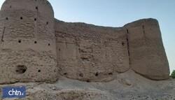 Shahrab historical fortress