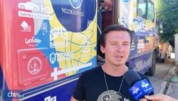 Czech globetrotters visit South Khorasan province