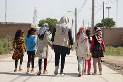 WFP donates over $232,000 to refugees residing in Iran