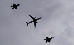 U.S. fighter jets