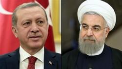 Rouhani -  Erdogan