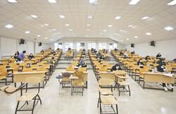 PhD entrance exam held under health protocols